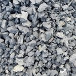 "Grey 1-1/2"" - 2"" Stone (3b)"